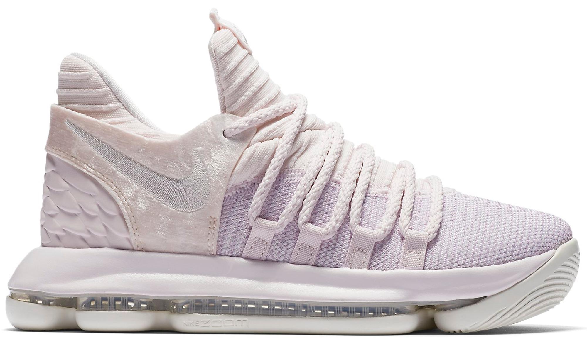 Nike KD 10 Aunt Pearl (GS) - AQ4264-601