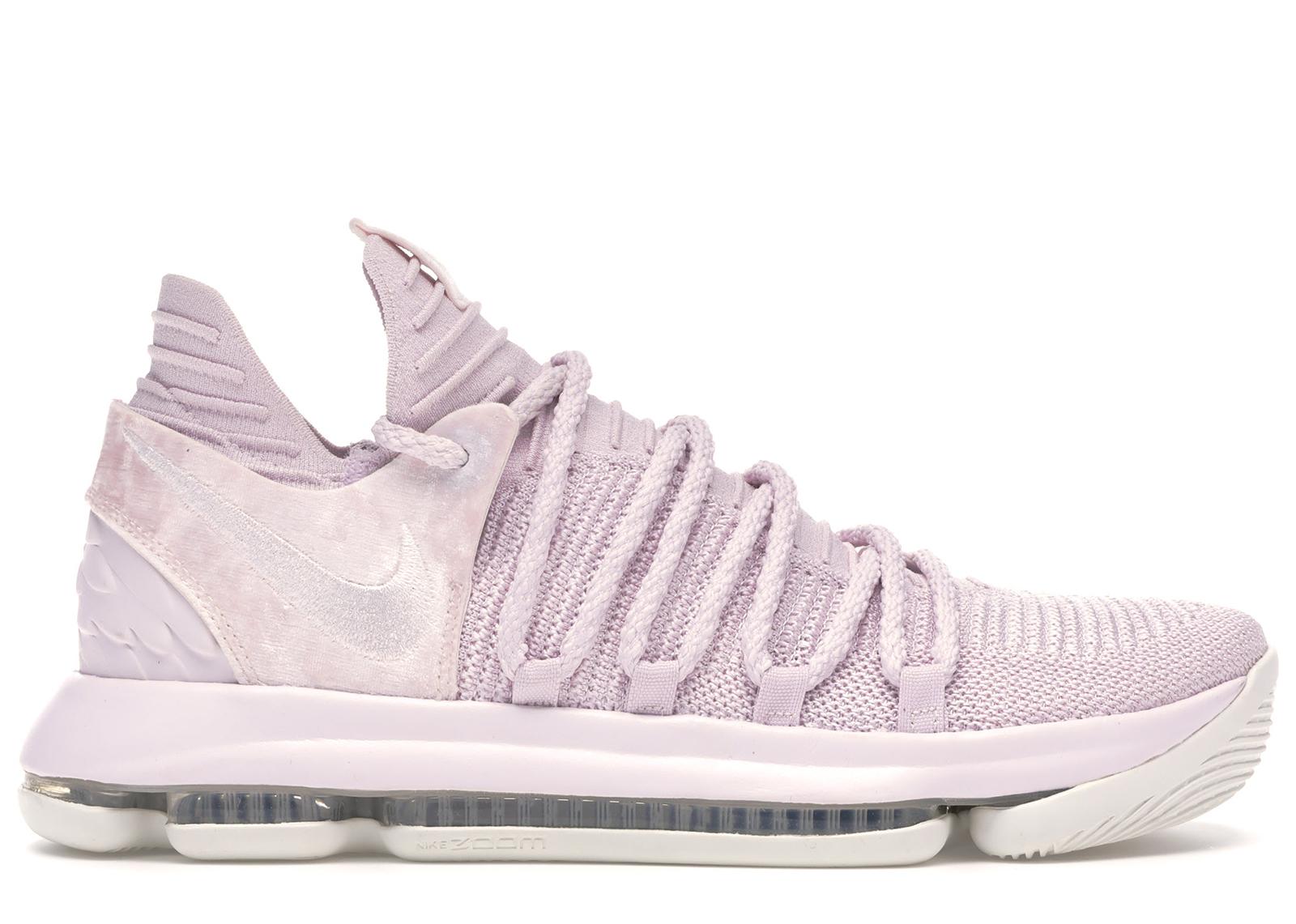 Nike KD 10 Aunt Pearl - AQ4110-600