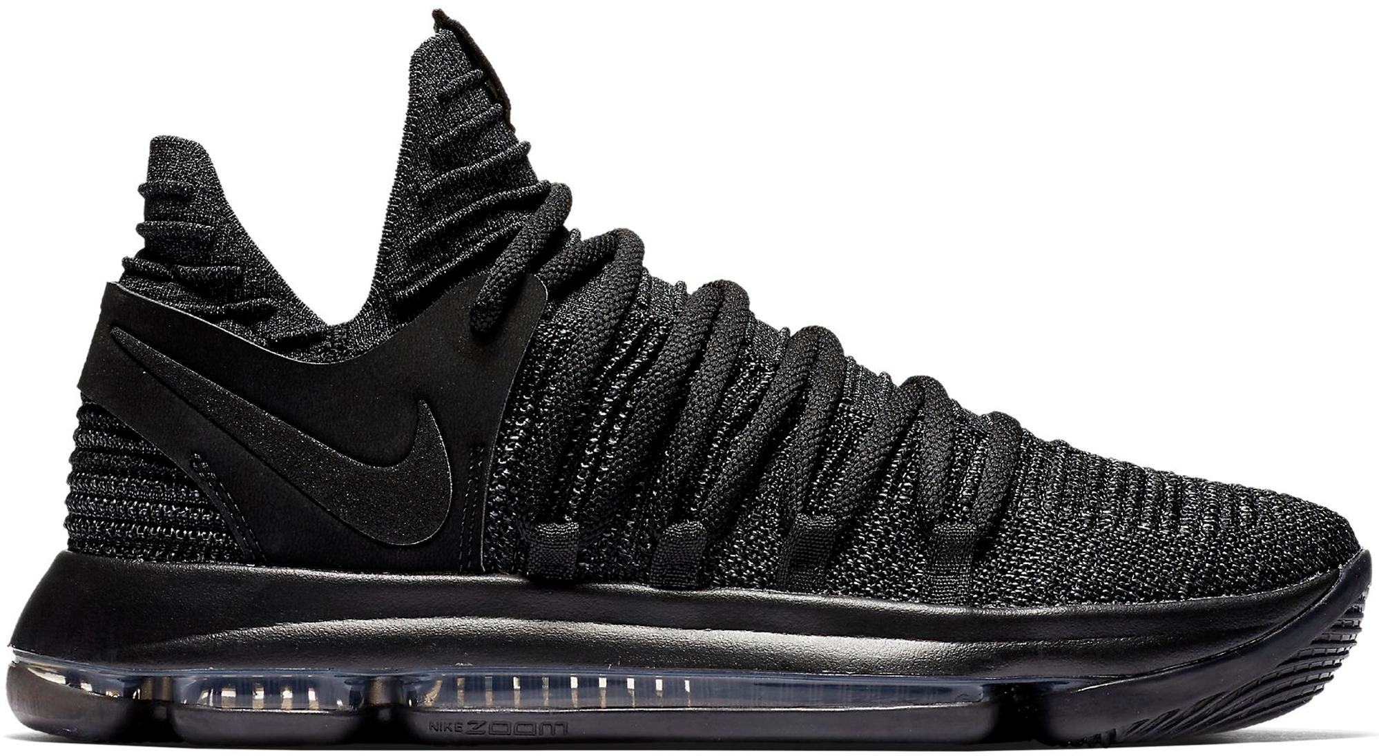 Nike KD 10 Blackout - 897815-004