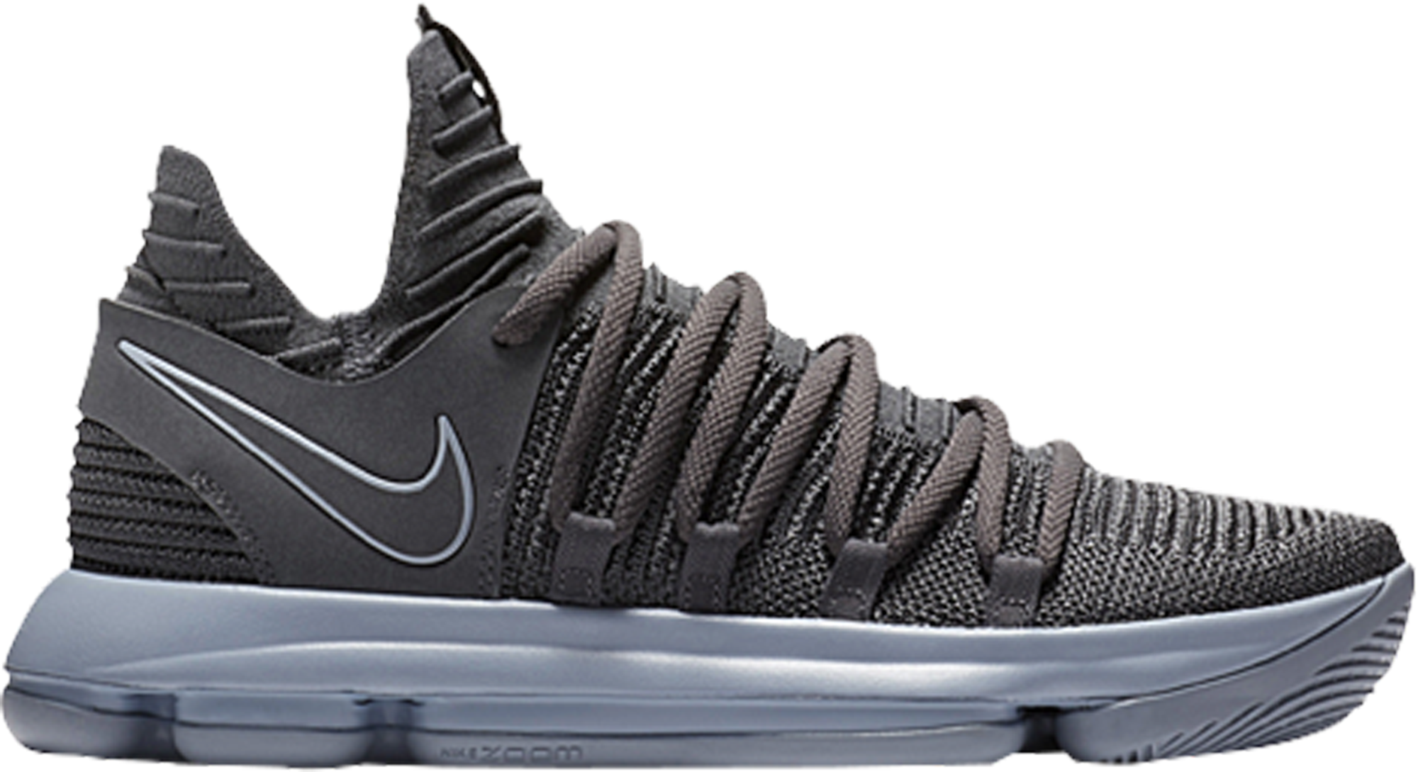 Nike KD 10 Dark Grey - 897815-005