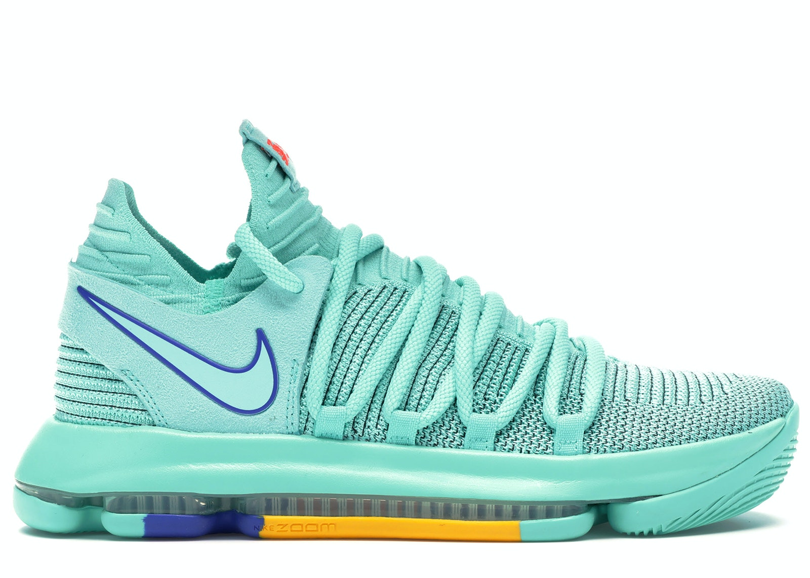 KD 10 Hyper Turquoise