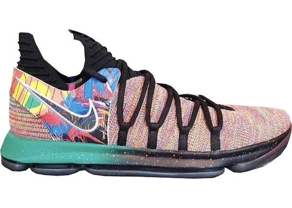 9ae7de35f8cd Nike KD Shoes - Average Sale Price