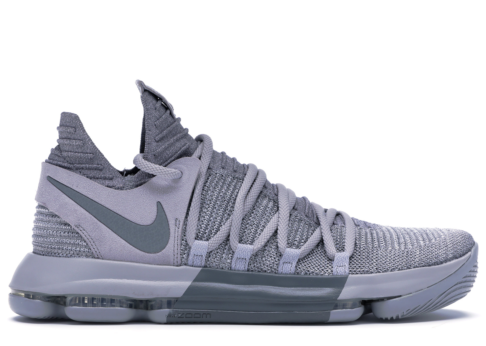 kd 10 grey wolf Kevin Durant shoes on sale