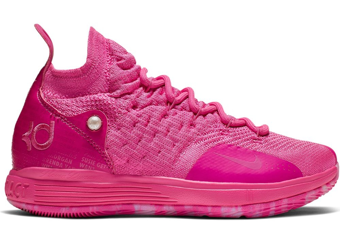 Aunt Pearl KDs Nike KD 11 Aunt Pearl (GS) - BV9970-600