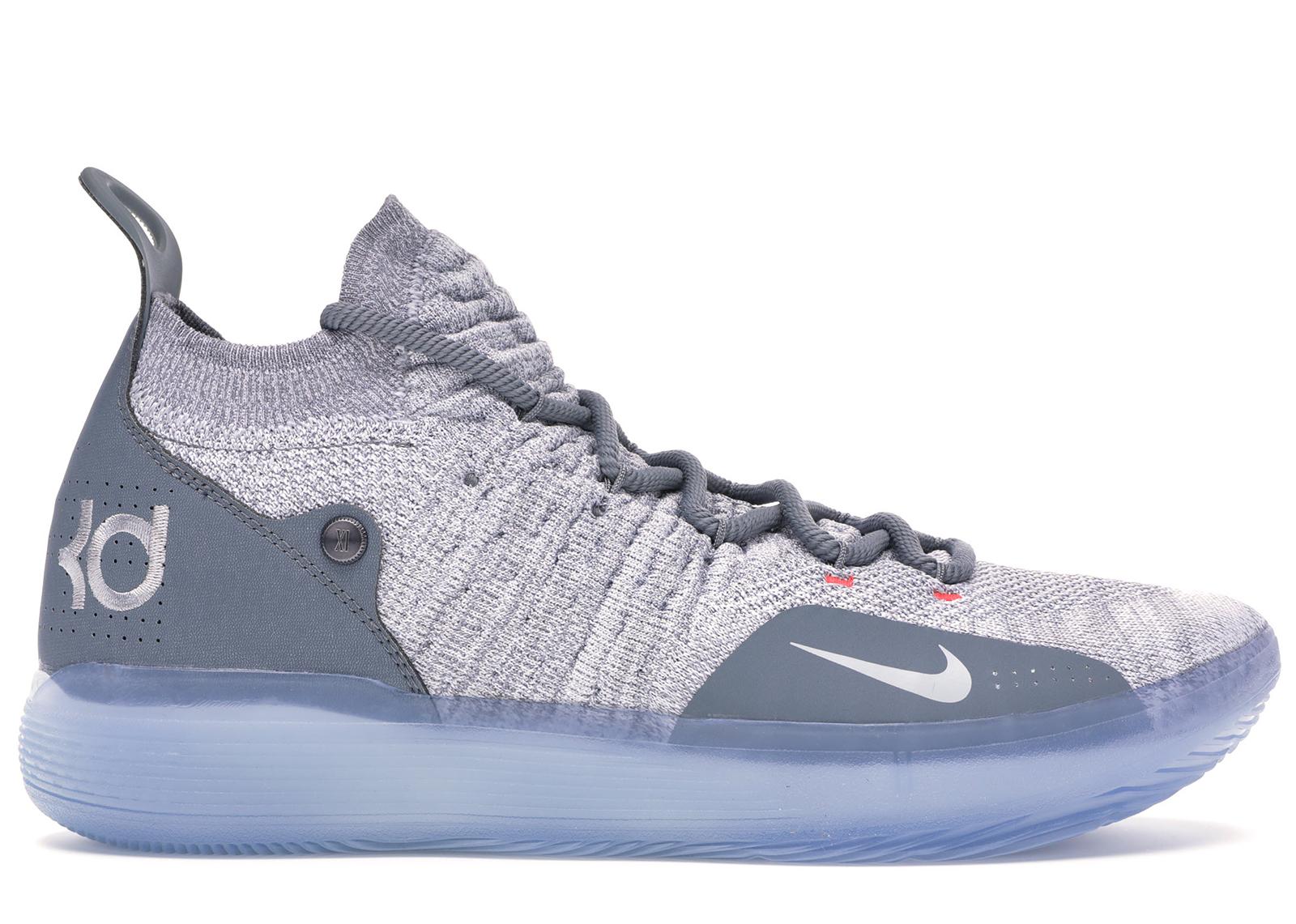 Nike KD 11 Cool Grey - AO2604-002