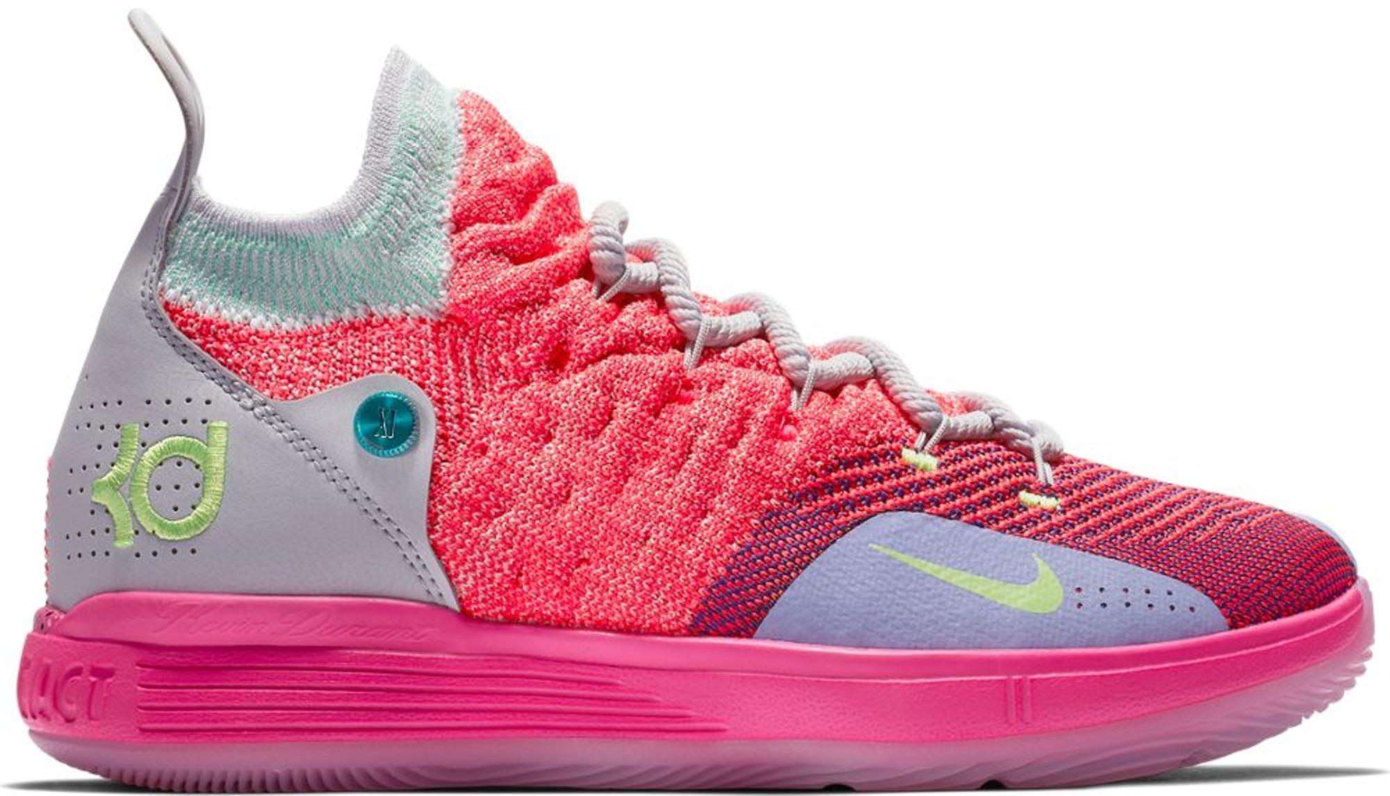 Nike KD 11 EYBL (GS) - AH3465-600