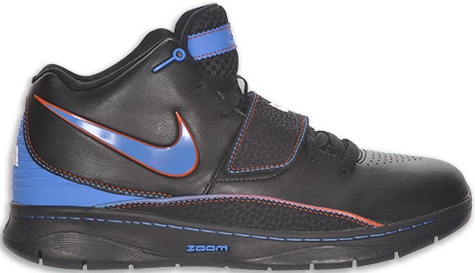 Nike KD 2 OKC Away - 386423-041