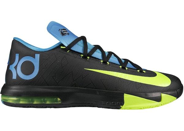 new concept 1b0f5 edc55 Nike KD 6 Shoes - Price Premium