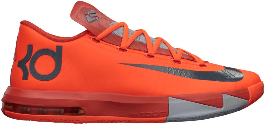 Nike KD 6 Shoes - Total Sold