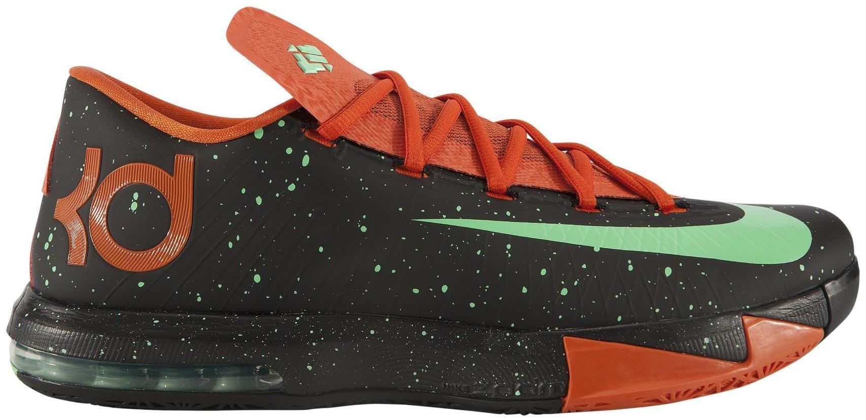 Nike KD 6 Texas - 599424-002