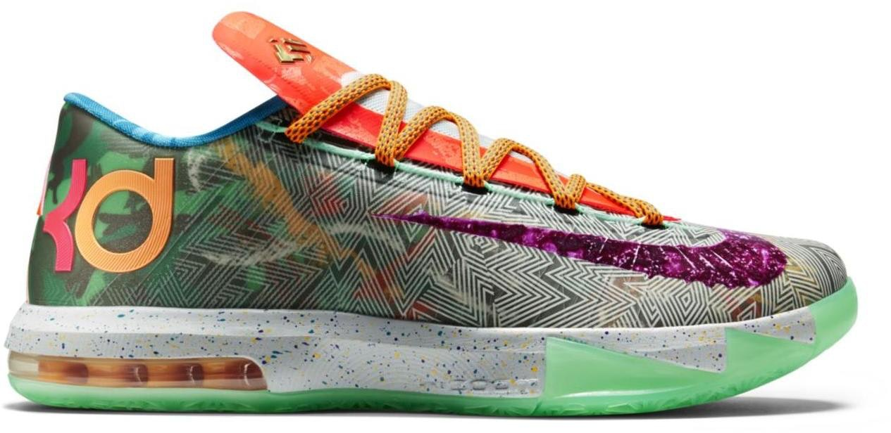 KD 6 What the KD