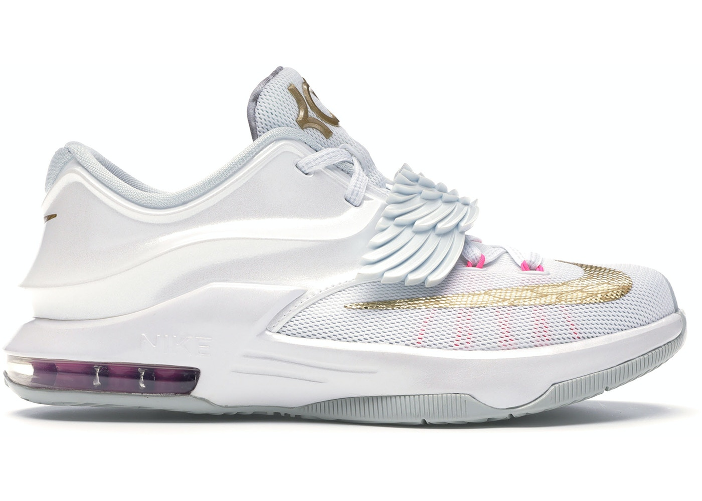 Aunt Pearl KDs Nike KD 7 Aunt Pearl (GS) - 745407-176