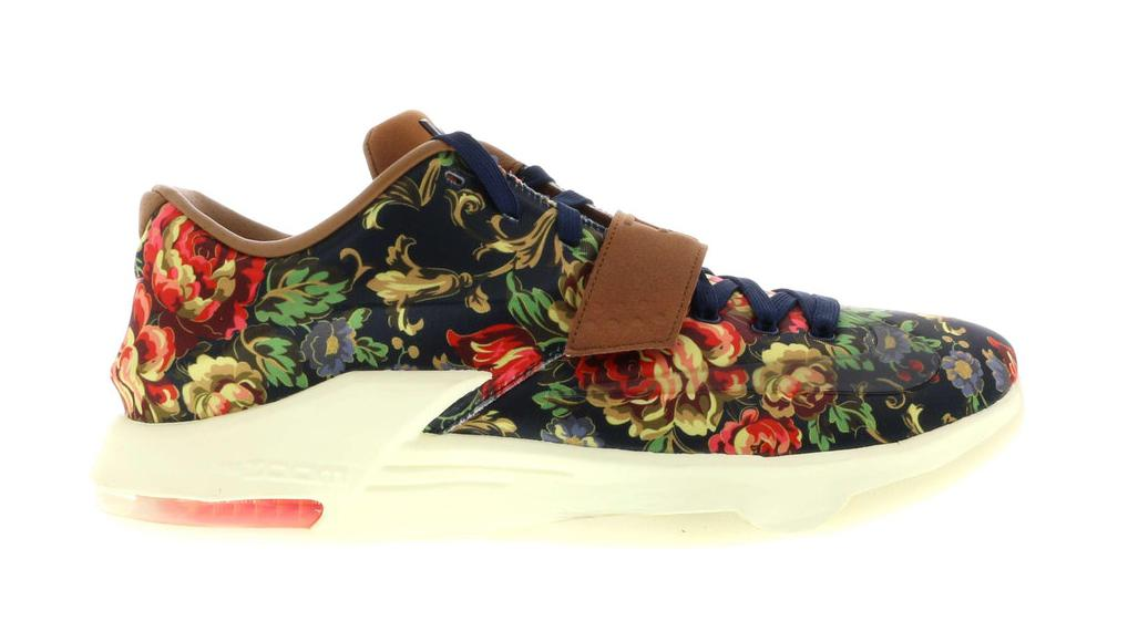 Nike KD 7 EXT Floral - 726438-400