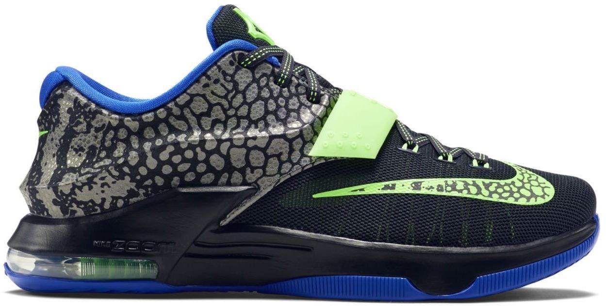 Online sales Nike KD 7 Cheap sale Metallic Pewter Anthracite Lyo