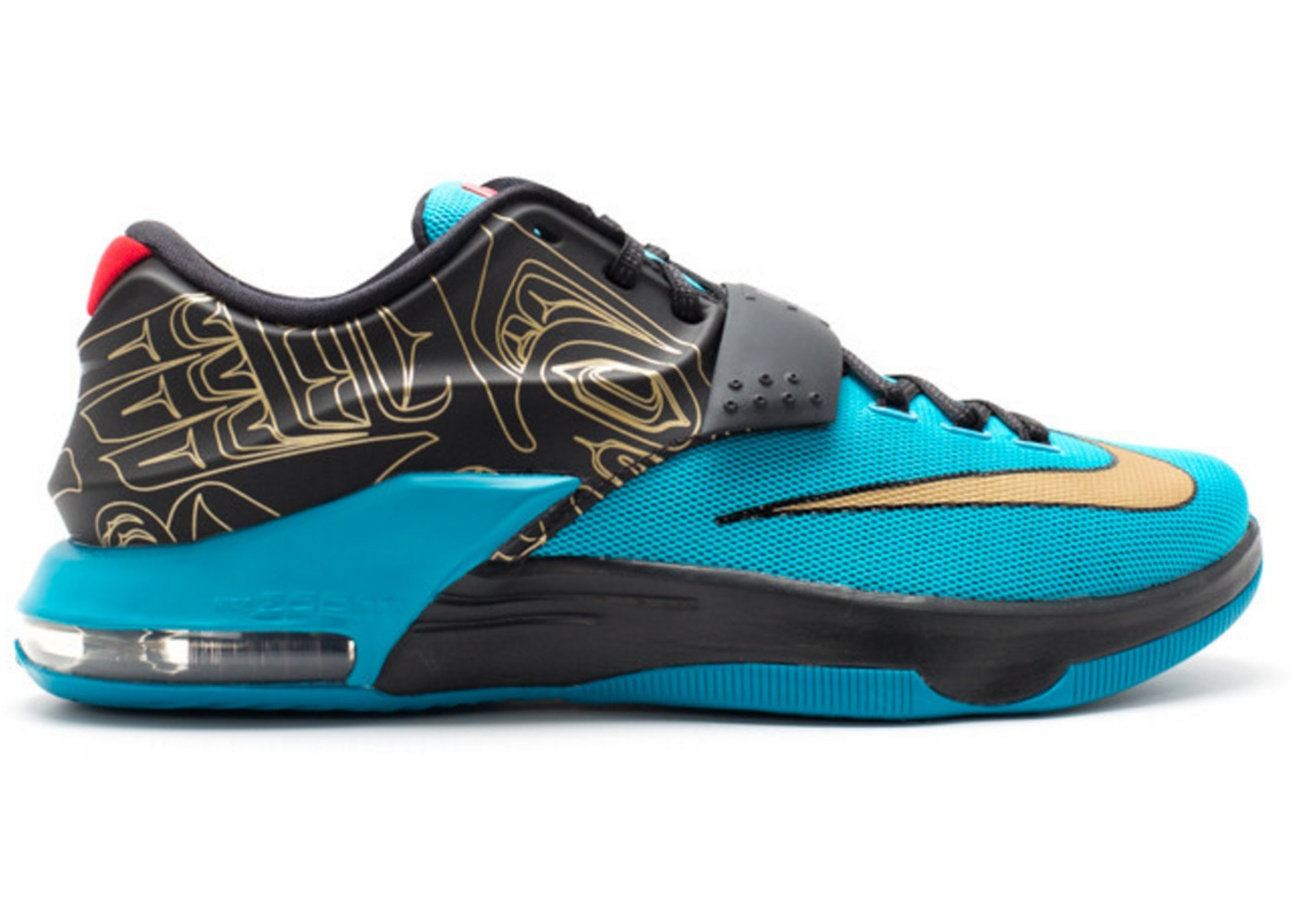 new products e154f 8213c Nike KD 7 Shoes - Average Sale Price