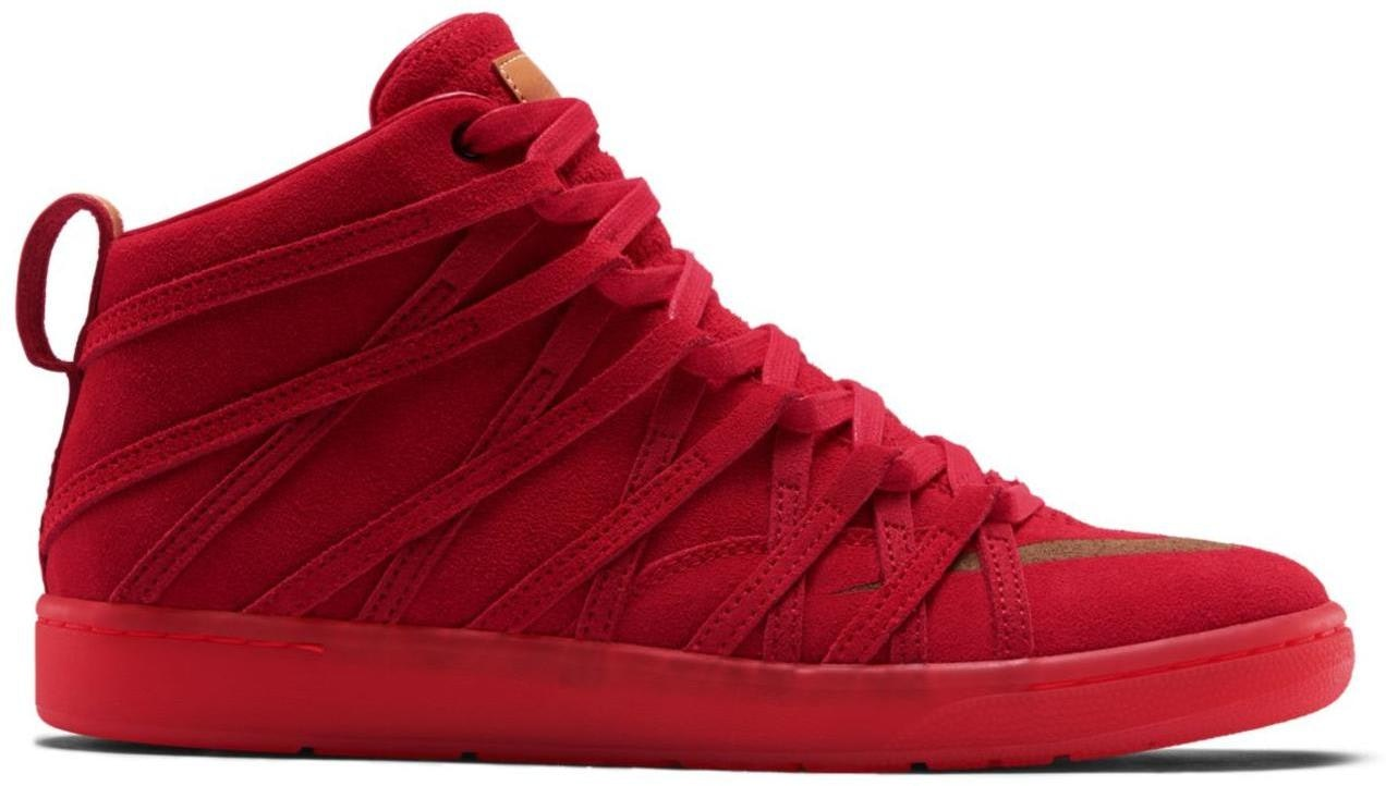 KD 7 NSW Challenge Red