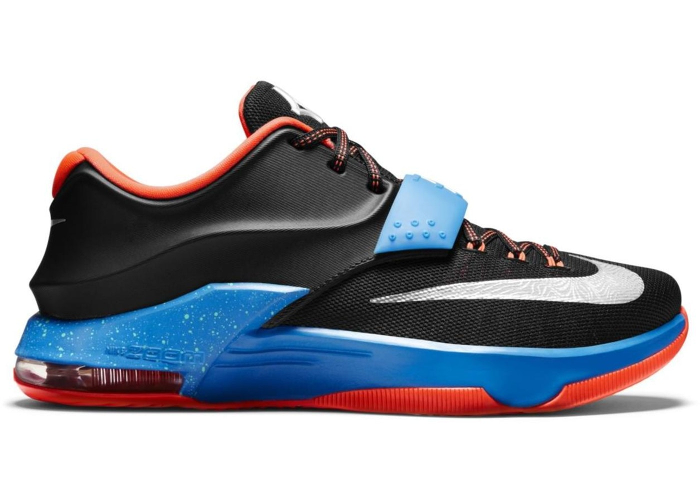 low priced aaae6 4d18d KD 7 OKC Away - 653996-004