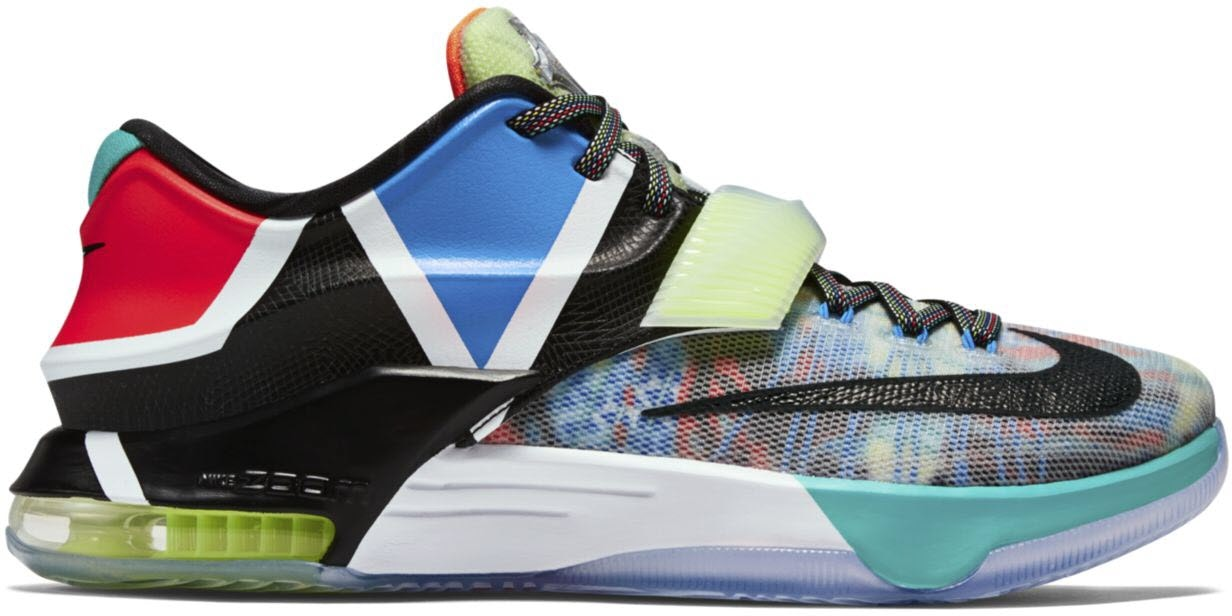 KD 7 What the KD