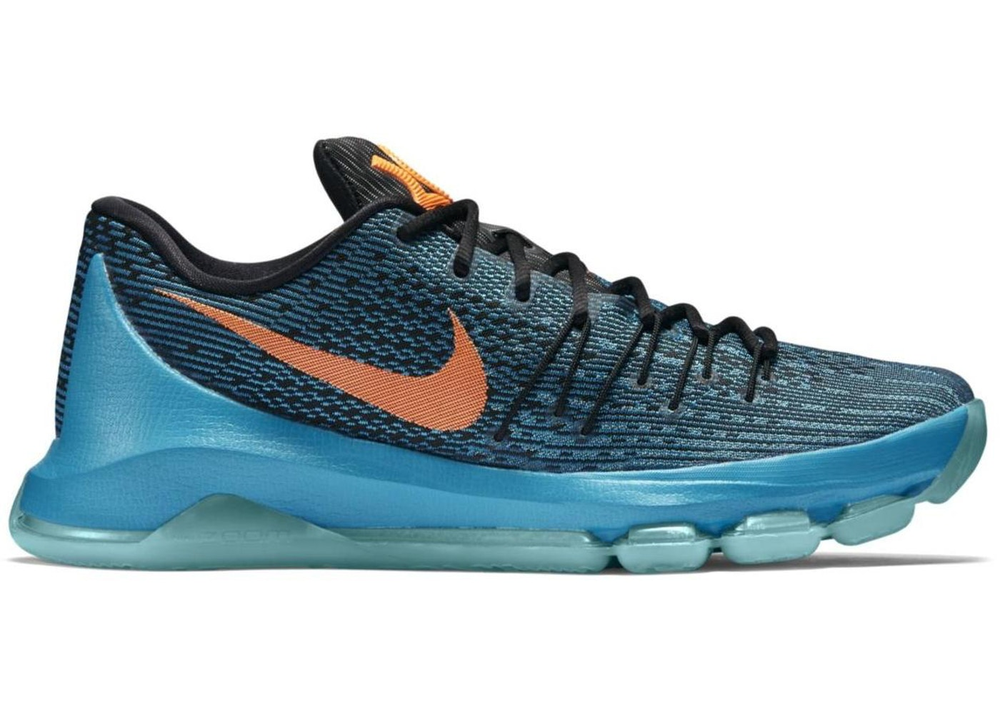 3fe158100cf Nike KD 8 Shoes - Average Sale Price