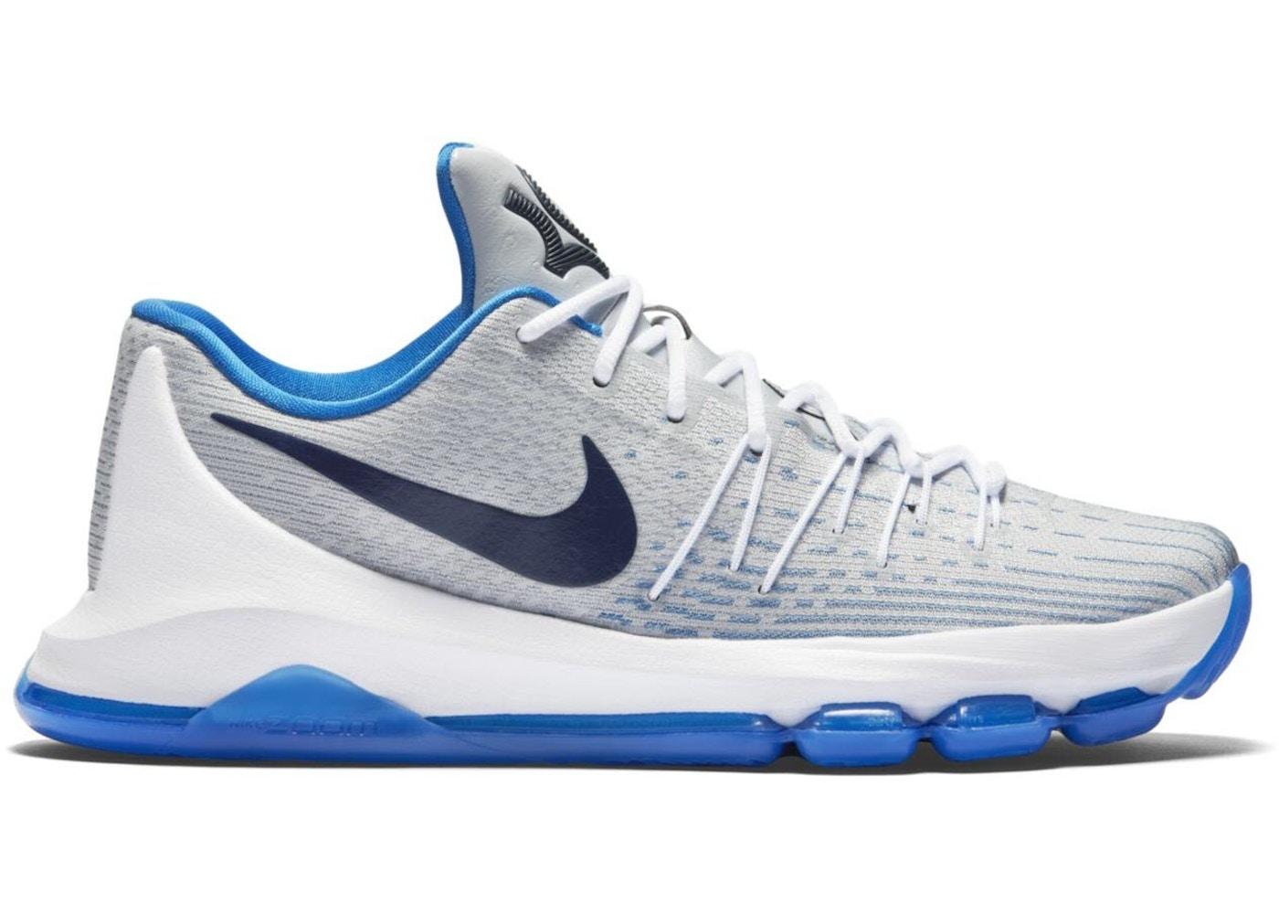 online store ea0f6 1c153 Nike KD 8 Shoes - Average Sale Price