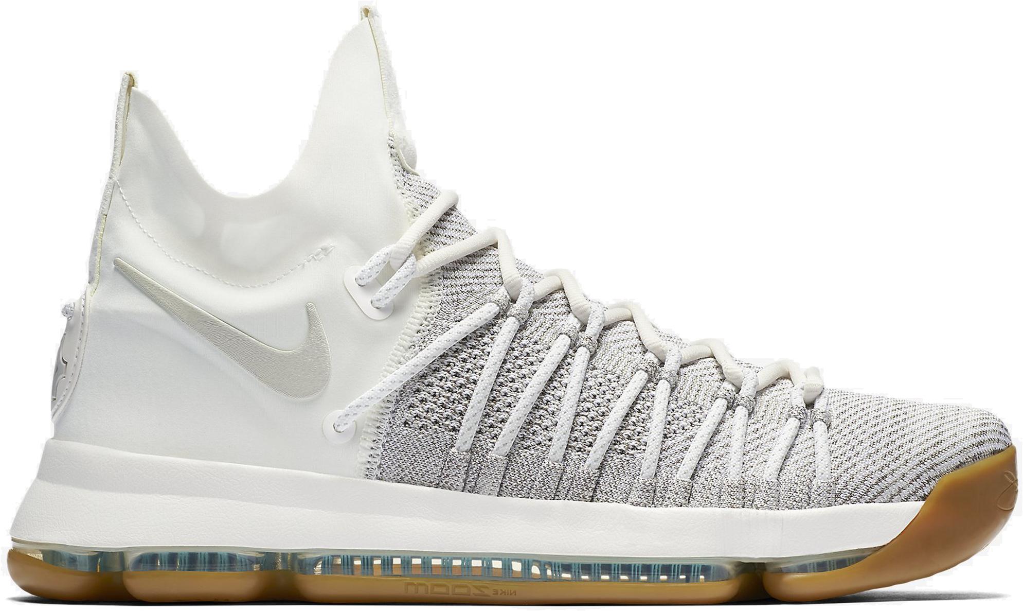 Nike KD 9 Elite Pale Grey - 878637-001