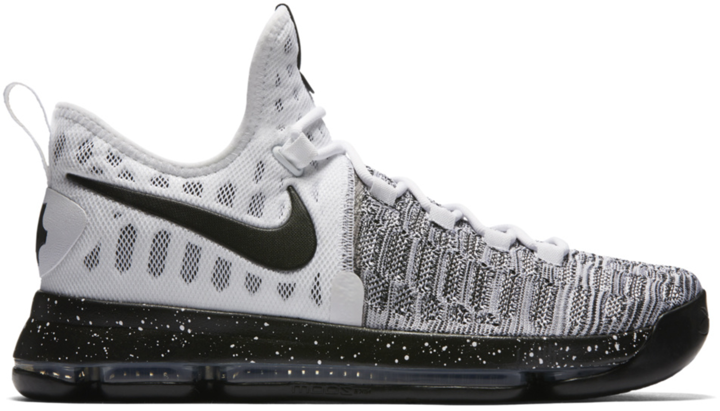 Nike KD 9 Oreo - 843392-100