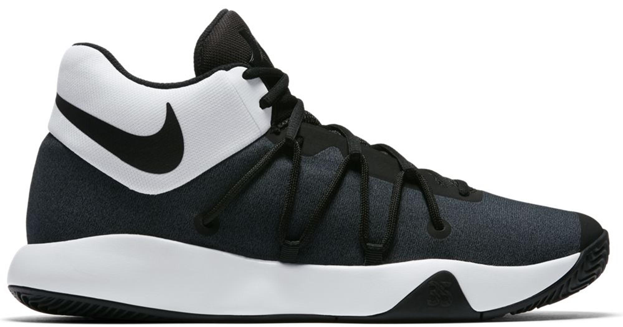 Nike KD Trey 5 V Black White - 897638-012