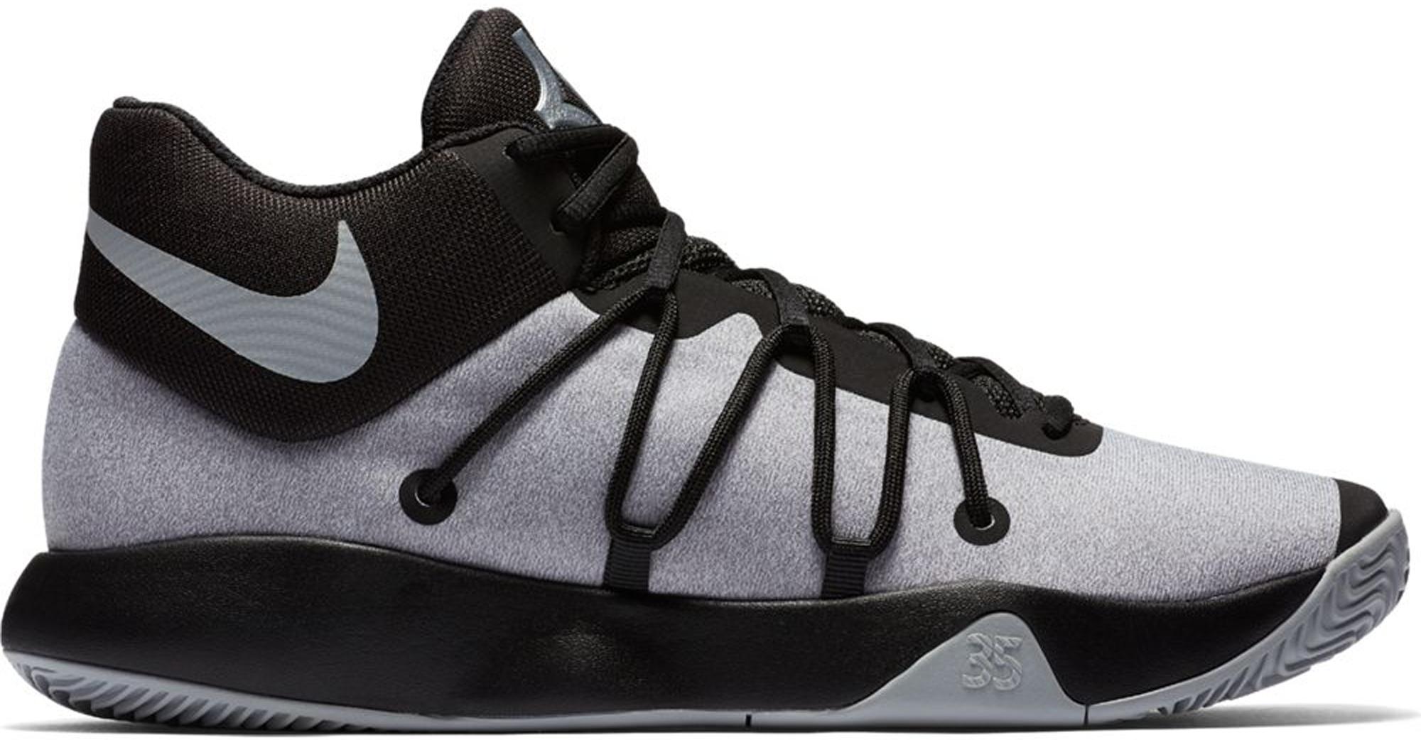 Nike KD Trey 5 V Black Wolf Grey