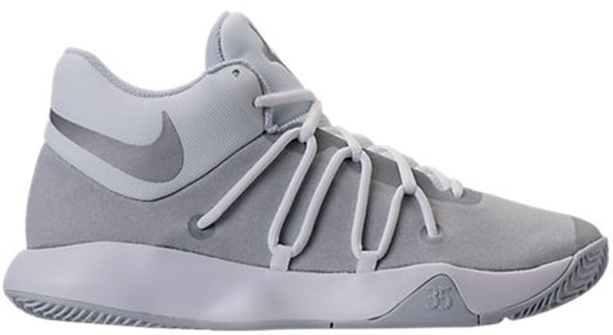 Nike Kd Trey 5 V White Pure Platinum In White/Chrome-Pure Platinum