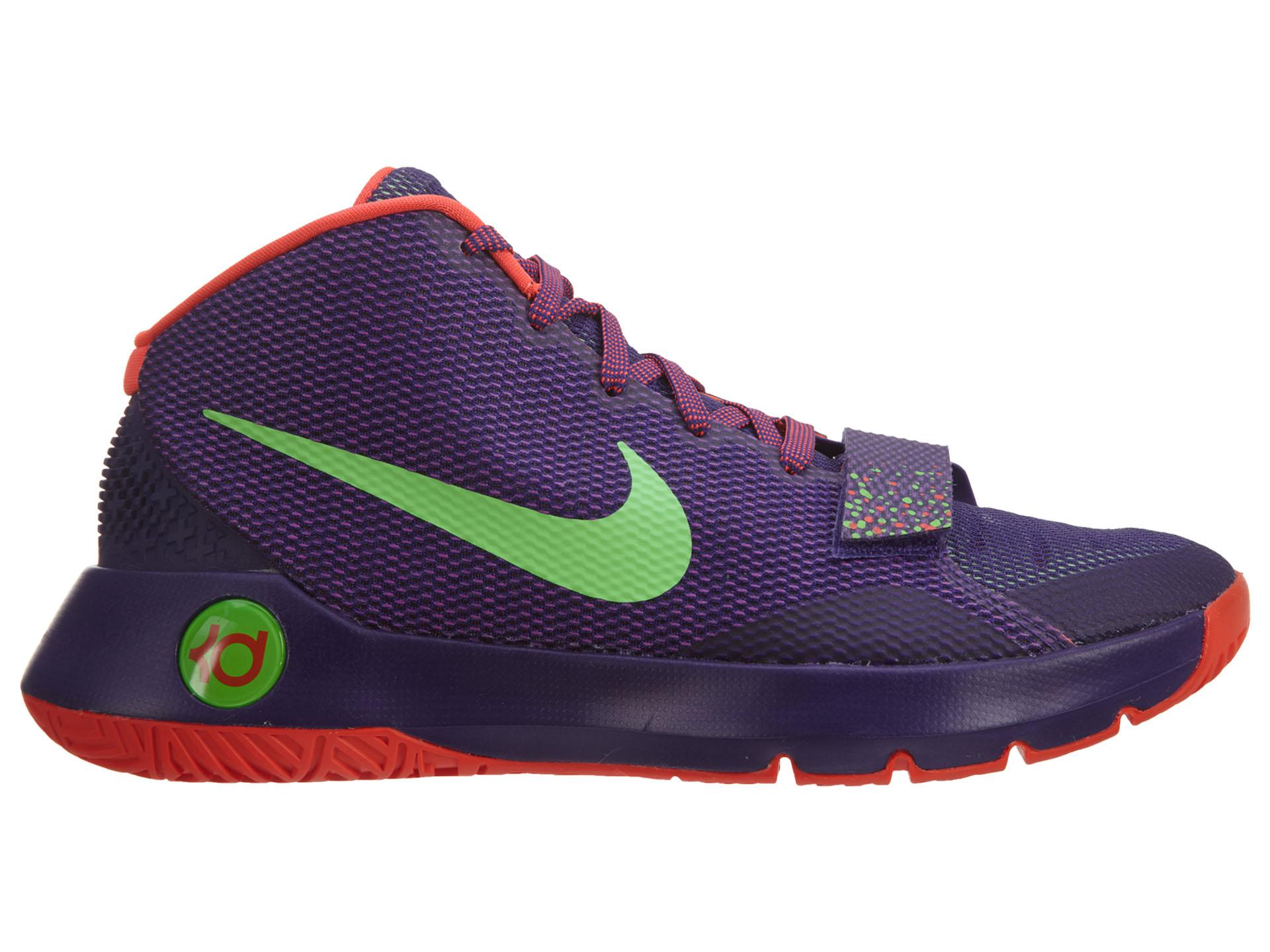 Nike Kd Trey 5 Iii Court Purple / Green