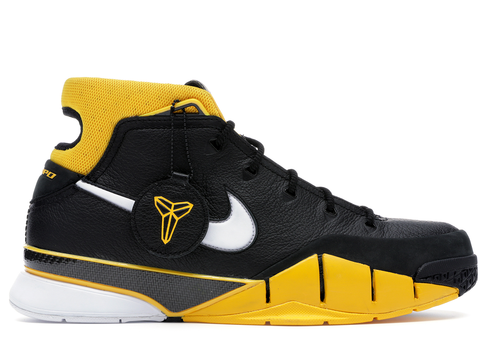 Nike Kobe 1 Protro Black Maize - AQ2728-003