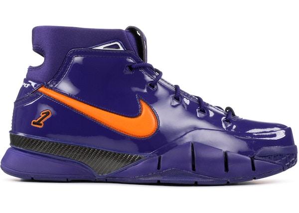 63bb0b3ddc00 Nike Kobe 1 Shoes - Average Sale Price