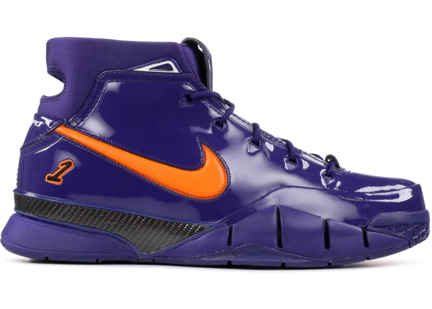sports shoes be779 d5735 Kobe 1 Protro Devin Booker PE