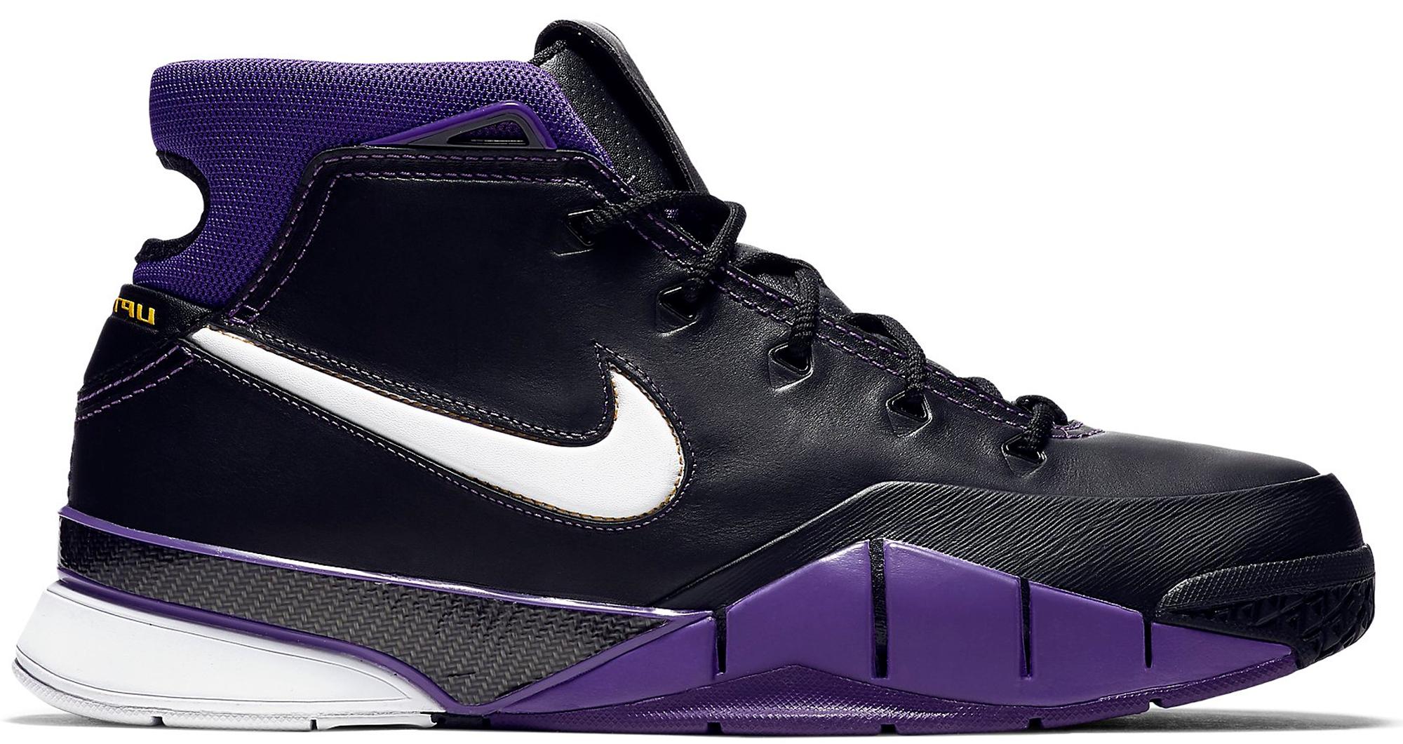 Kobe 1 Protro Purple Reign