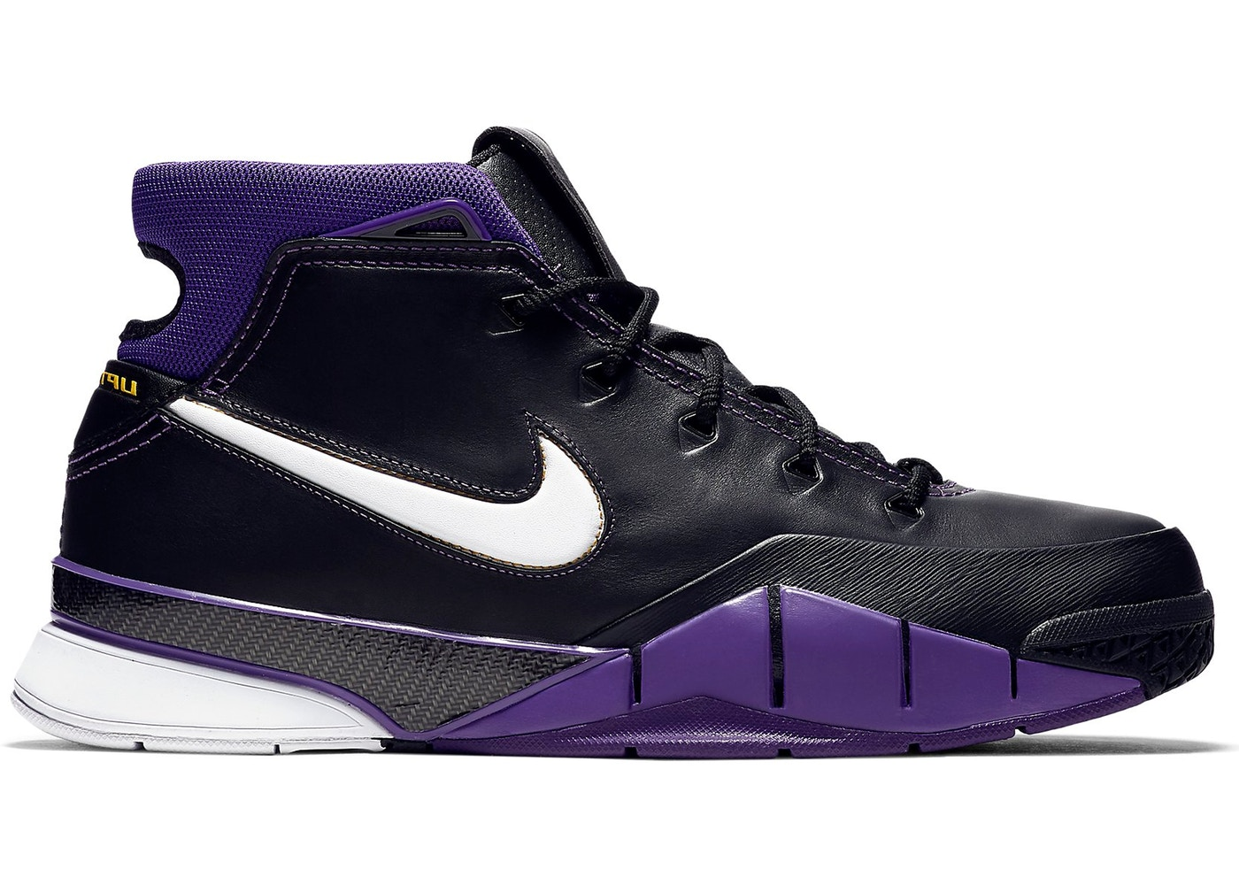 size 40 b96f4 8ebd8 Kobe 1 Protro Purple Reign