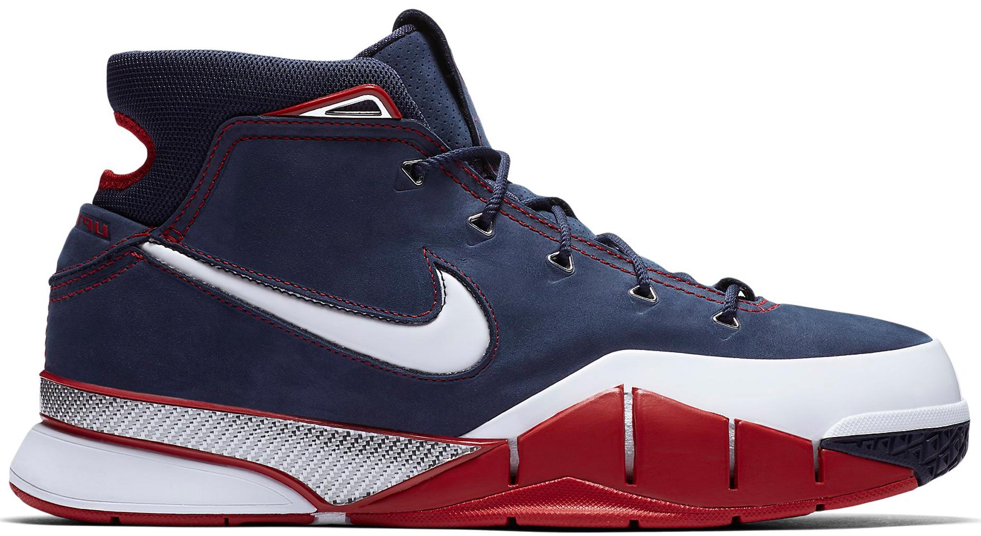 Nike Kobe 1 Protro USA - AQ2728-400