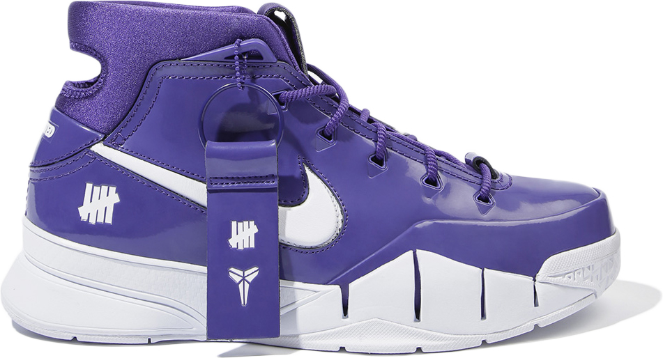 Nike Kobe 1 Protro Undefeated Purple (F