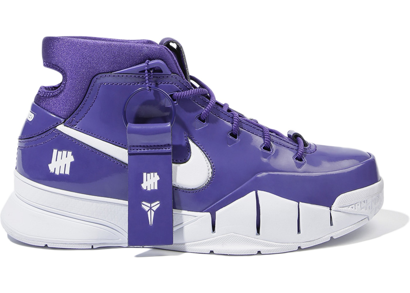 4b5c141b357c Sell. or Ask. Size  9.5. View All Bids. Kobe 1 Protro Undefeated Purple ...