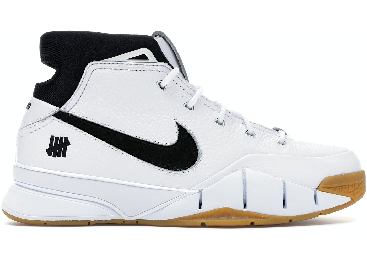 1a60d099718a Kobe 1 Protro Undefeated White - AQ3635-100
