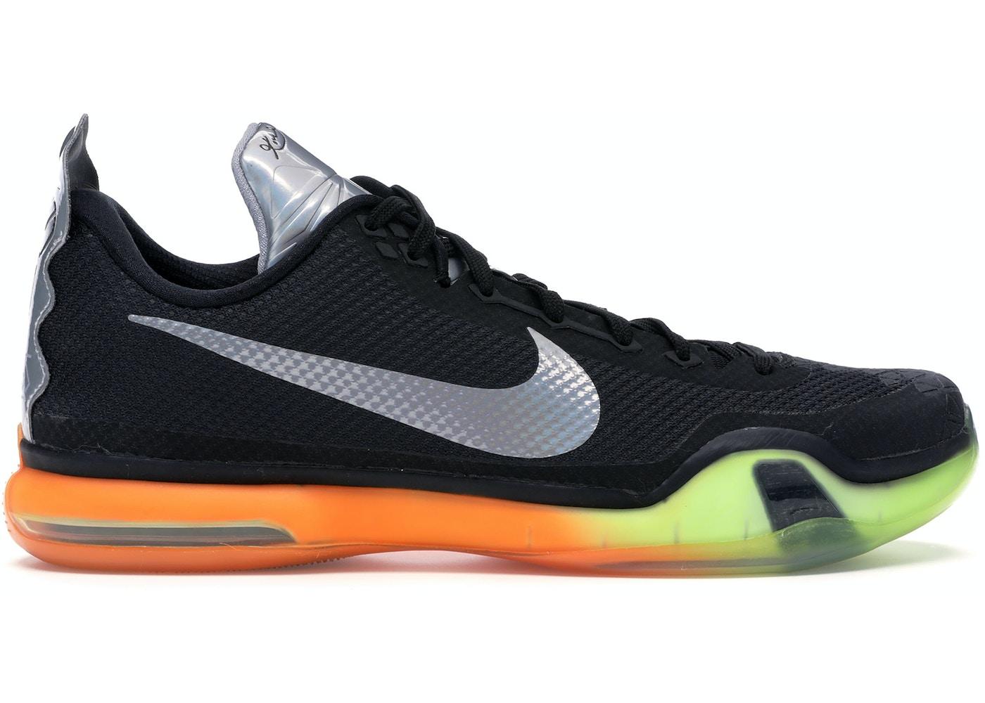 erupción reposo sobrino  Nike Kobe 10 All Star - 742546-097
