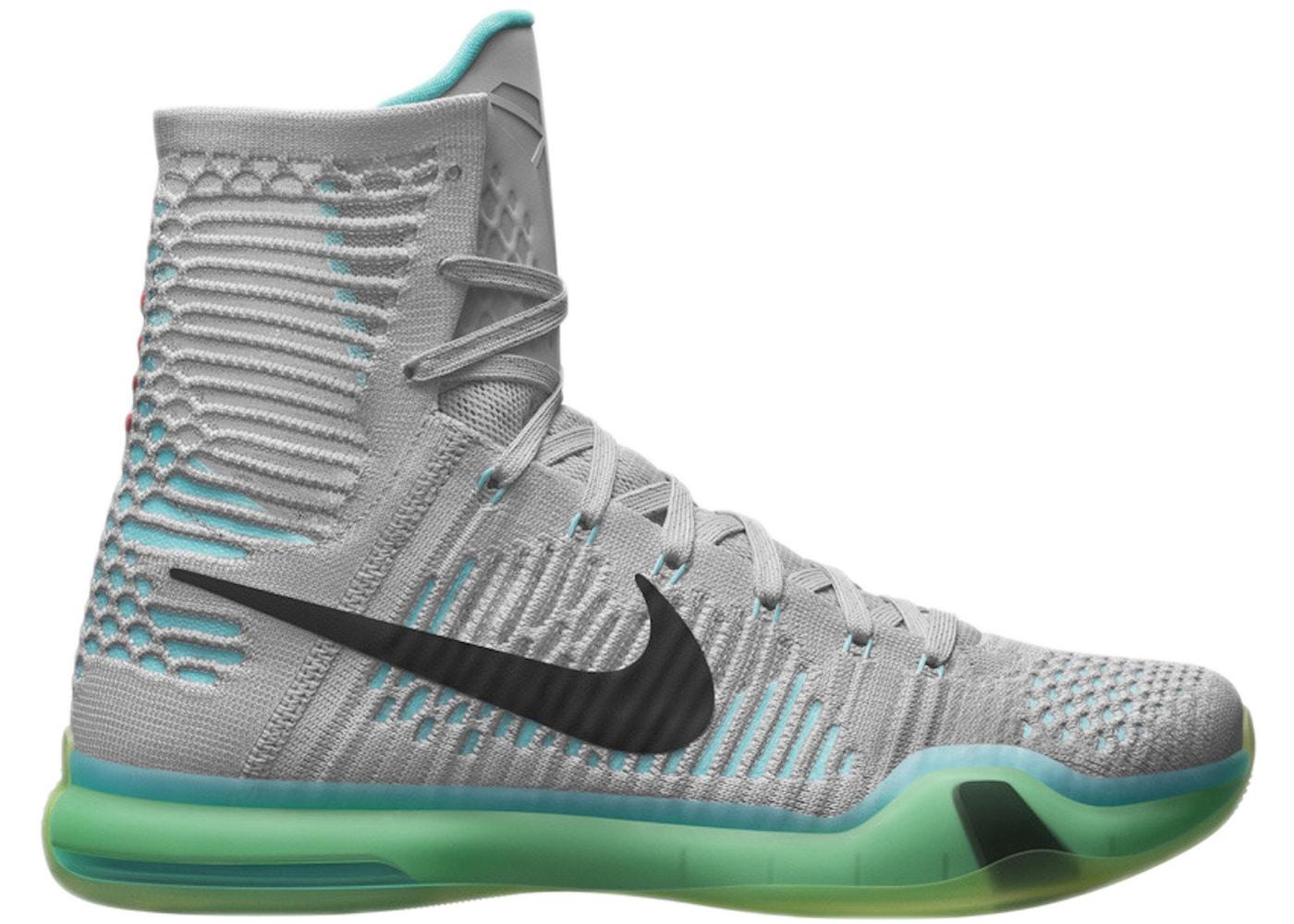 254ad0afb7d6 Nike Kobe 10 Shoes - Average Sale Price