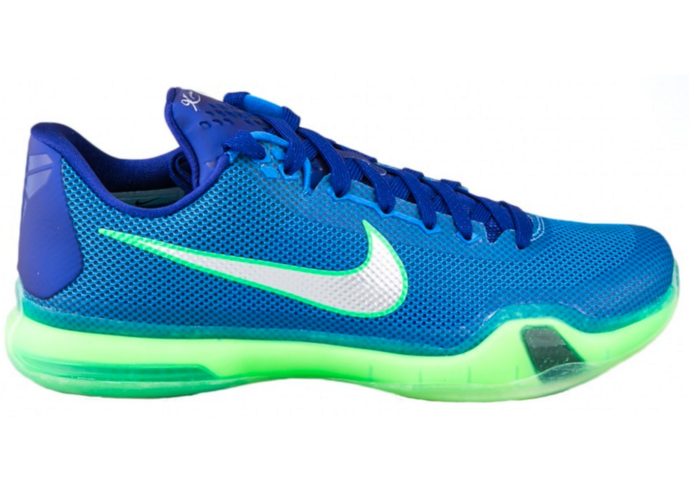 4833ad9fd465 Kobe 10 Emerald City - 705317-402