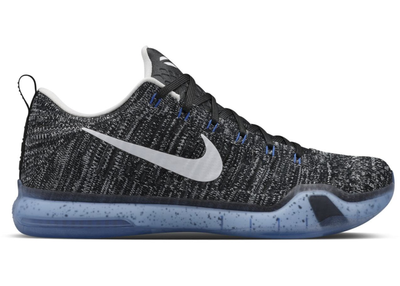 the latest 93282 bb93e Kobe 10 Elite HTM Oreo - 805937-010