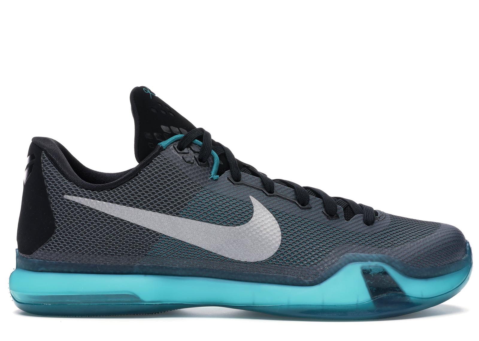 Nike Kobe 10 Radiant Emerald - 705317-002