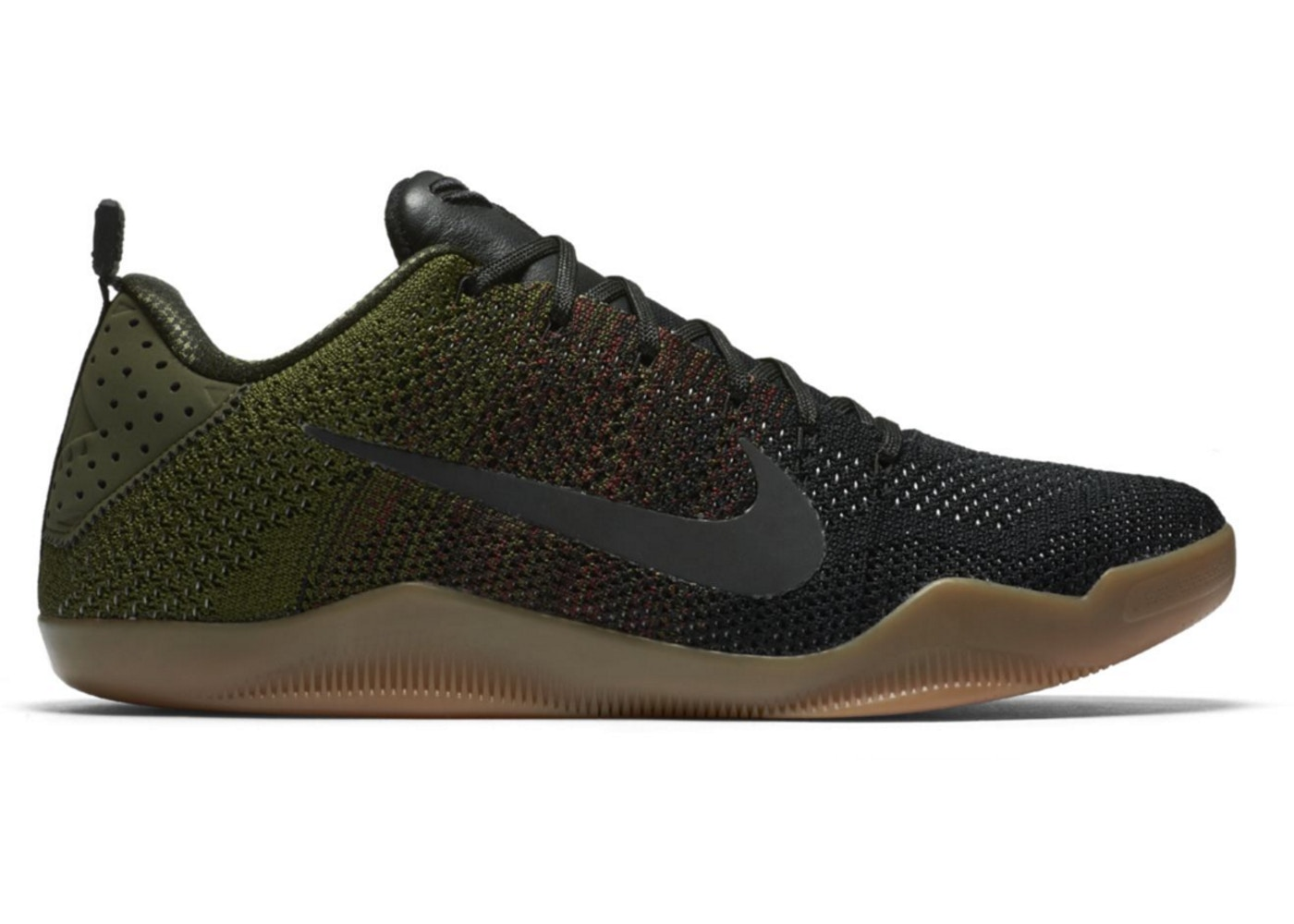 the latest 87d0f cd9ad Kobe 11 Elite Low 4KB Black Horse