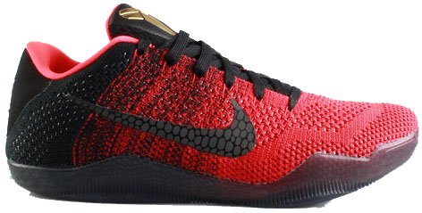 Kobe 11 Elite Low Achilles Heel