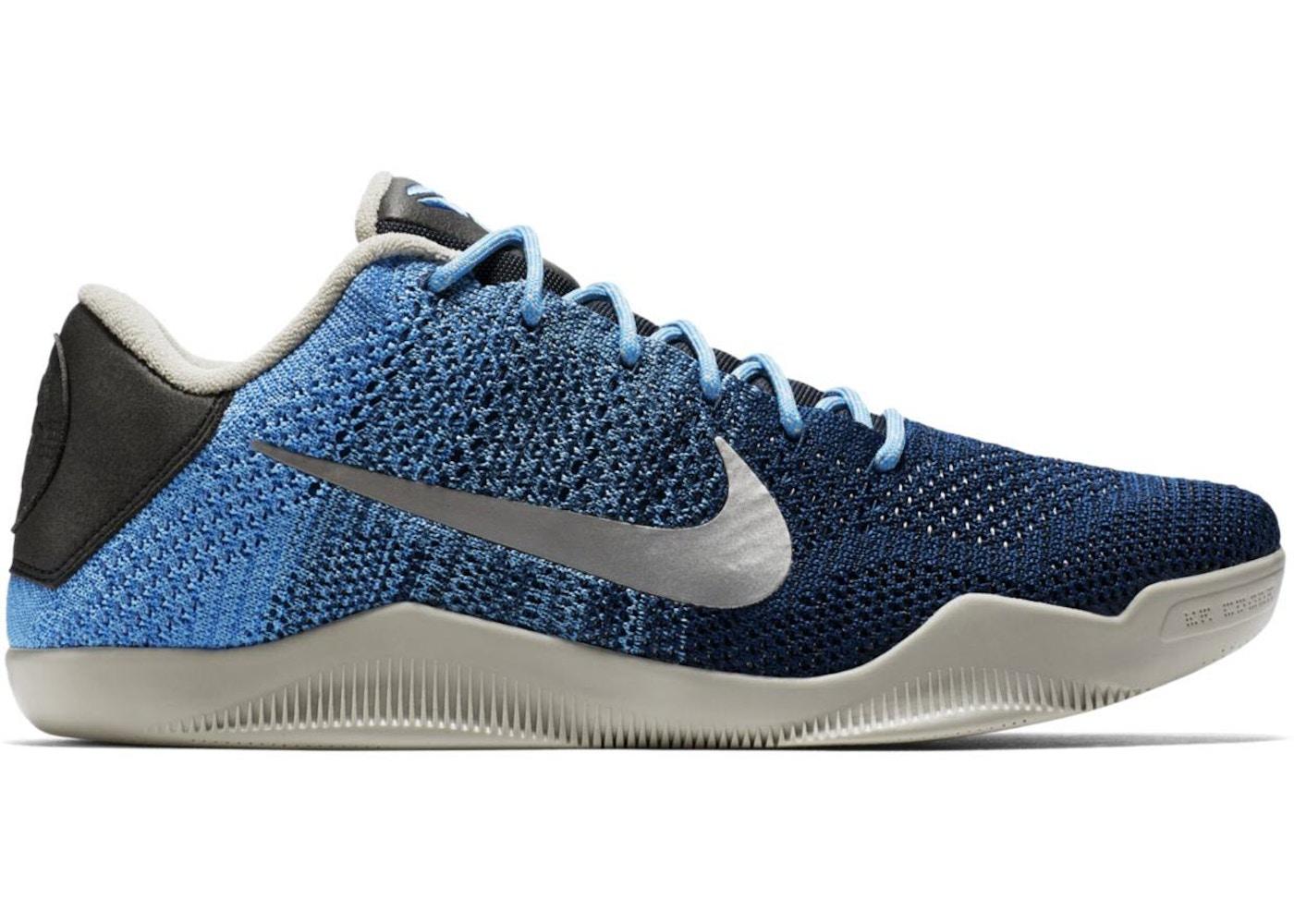 best sneakers 51924 8dbc8 Kobe 11 Brave Blue - 822675-404
