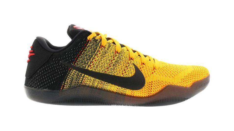 Nike Kobe 11 Elite Low Bruce Lee