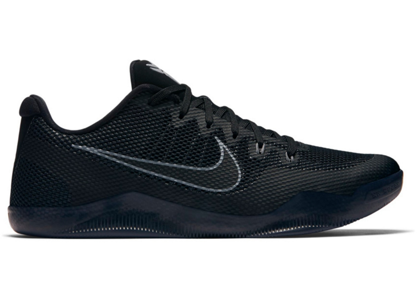 new concept 65178 17d82 Kobe 11 EM Low Black Cool Grey