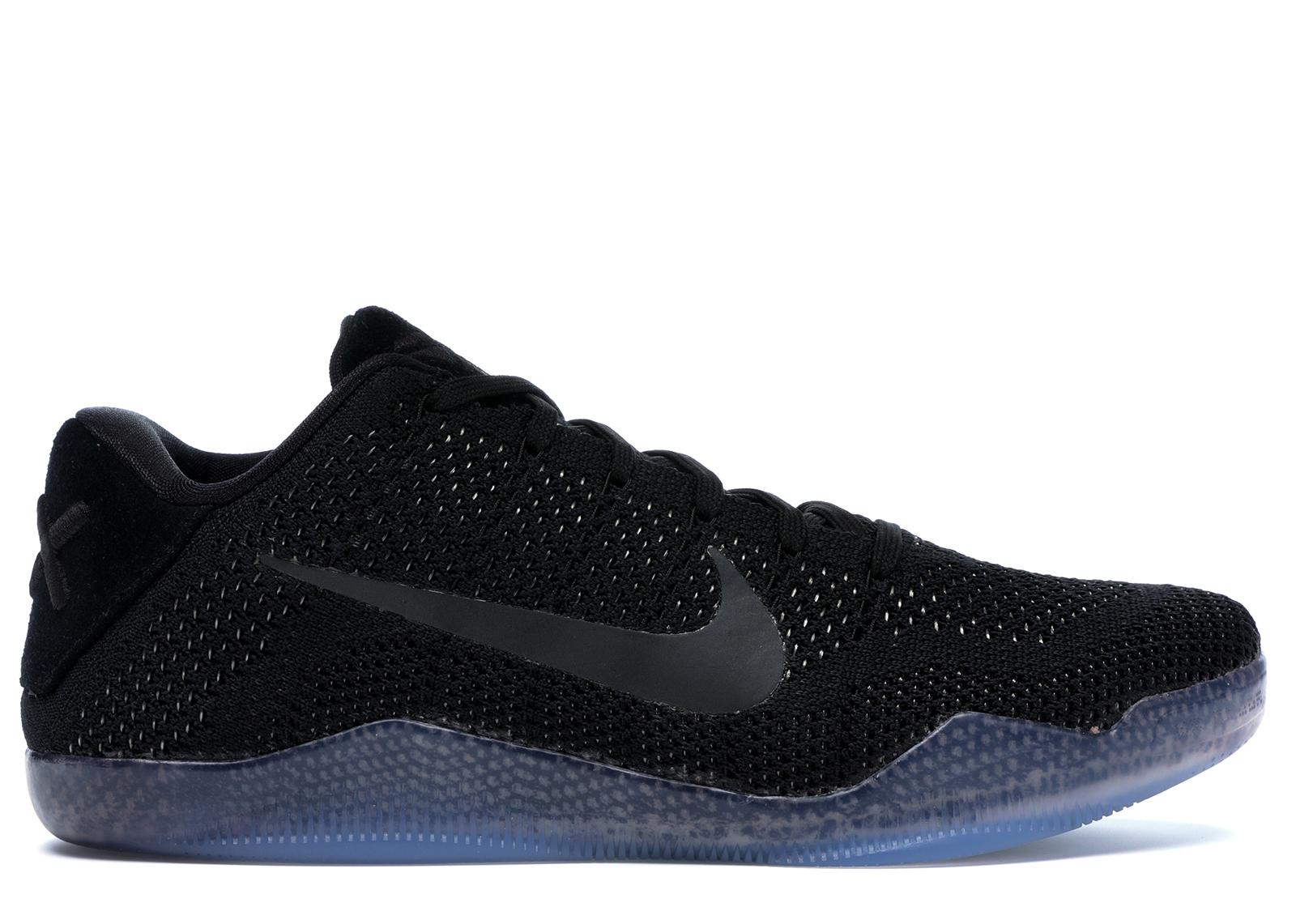 Nike Kobe 11 Elite Low Black Space